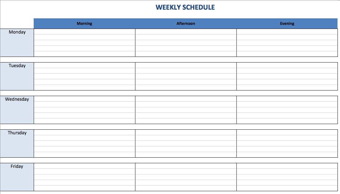 1-WeeklyScheduleTemplateExcel-EN