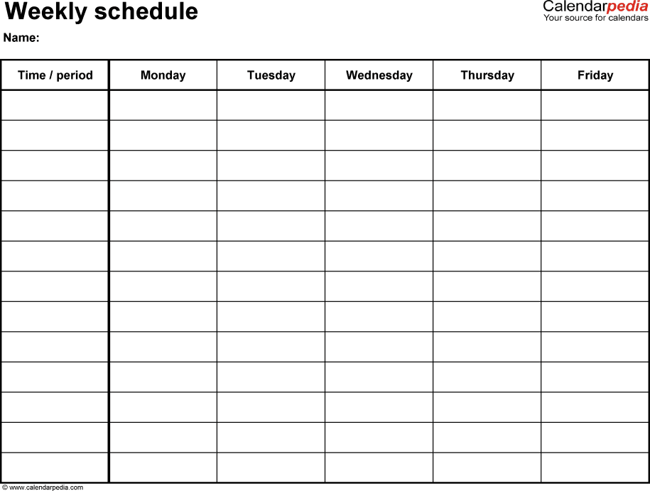 weekly-schedule-template