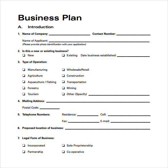 business-plan-template-free-download