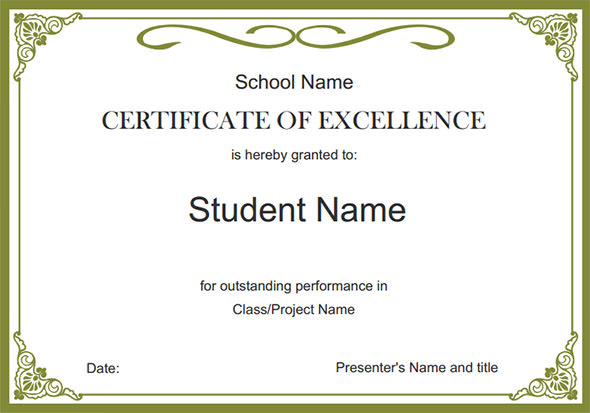 free-certificate-templates