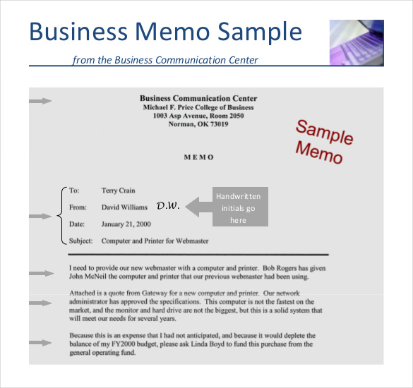 Business-Memo-Template-Download-in-PDF-Format