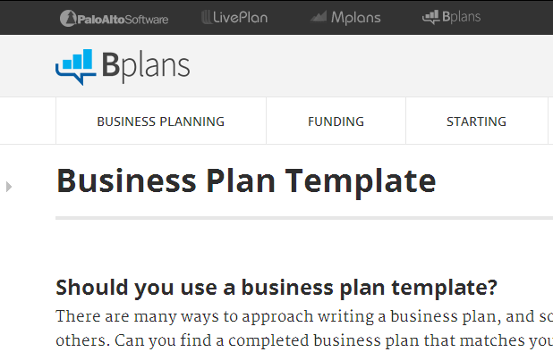 Free Business Plan Templates Samples, 40+ Formats, And Examples & Guide