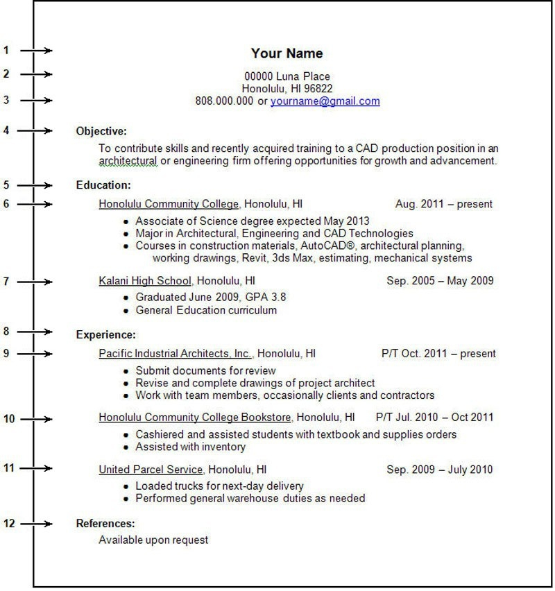College Resume Examples With No Work Experience Resume And Cover First Cv No Work Experience - jennywashere.com