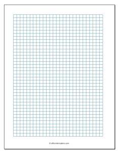 Printable-grid-paper