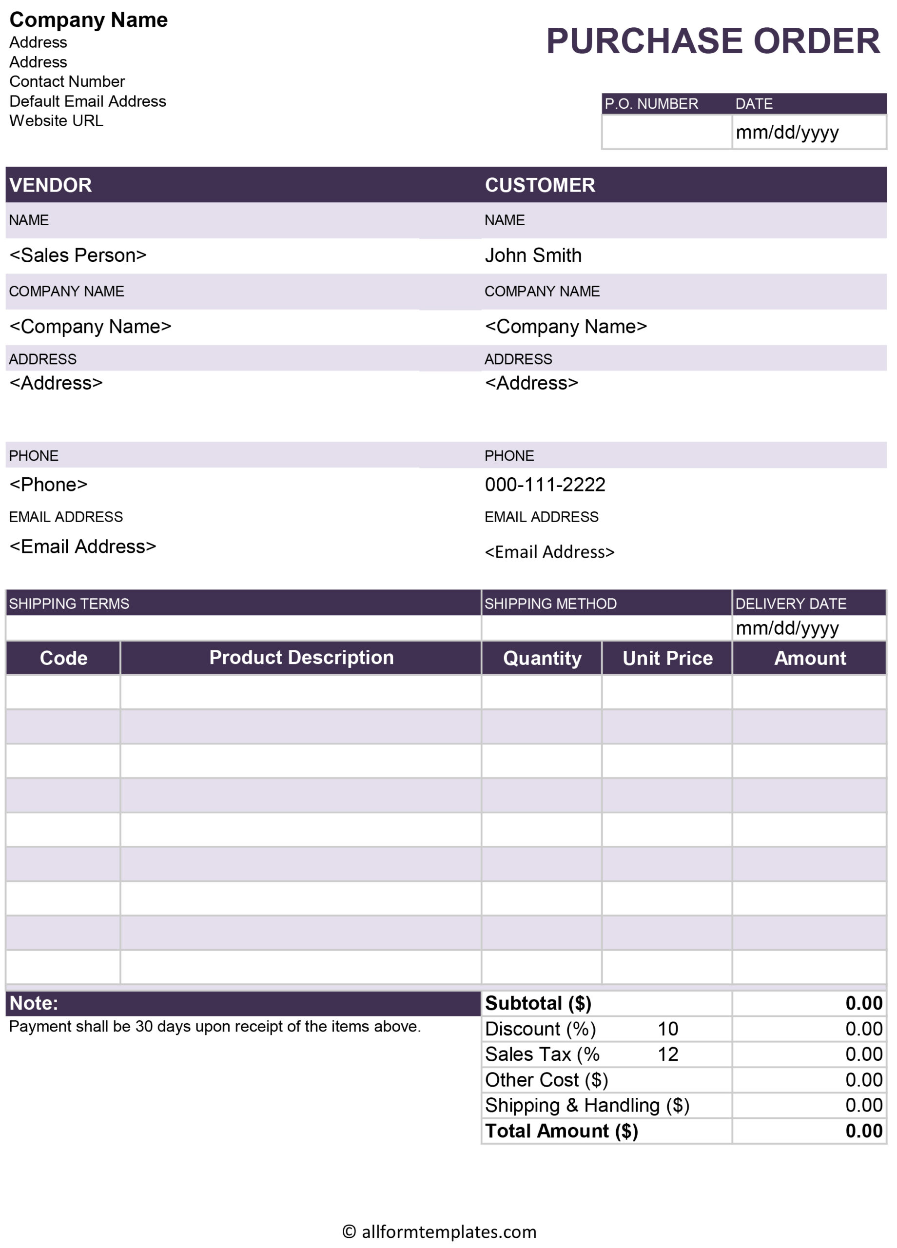 Purchase-Order-Template-HD