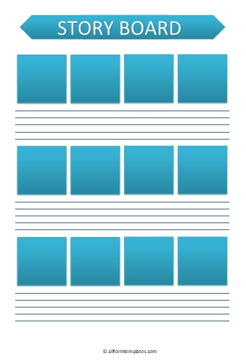Story-Board-Template