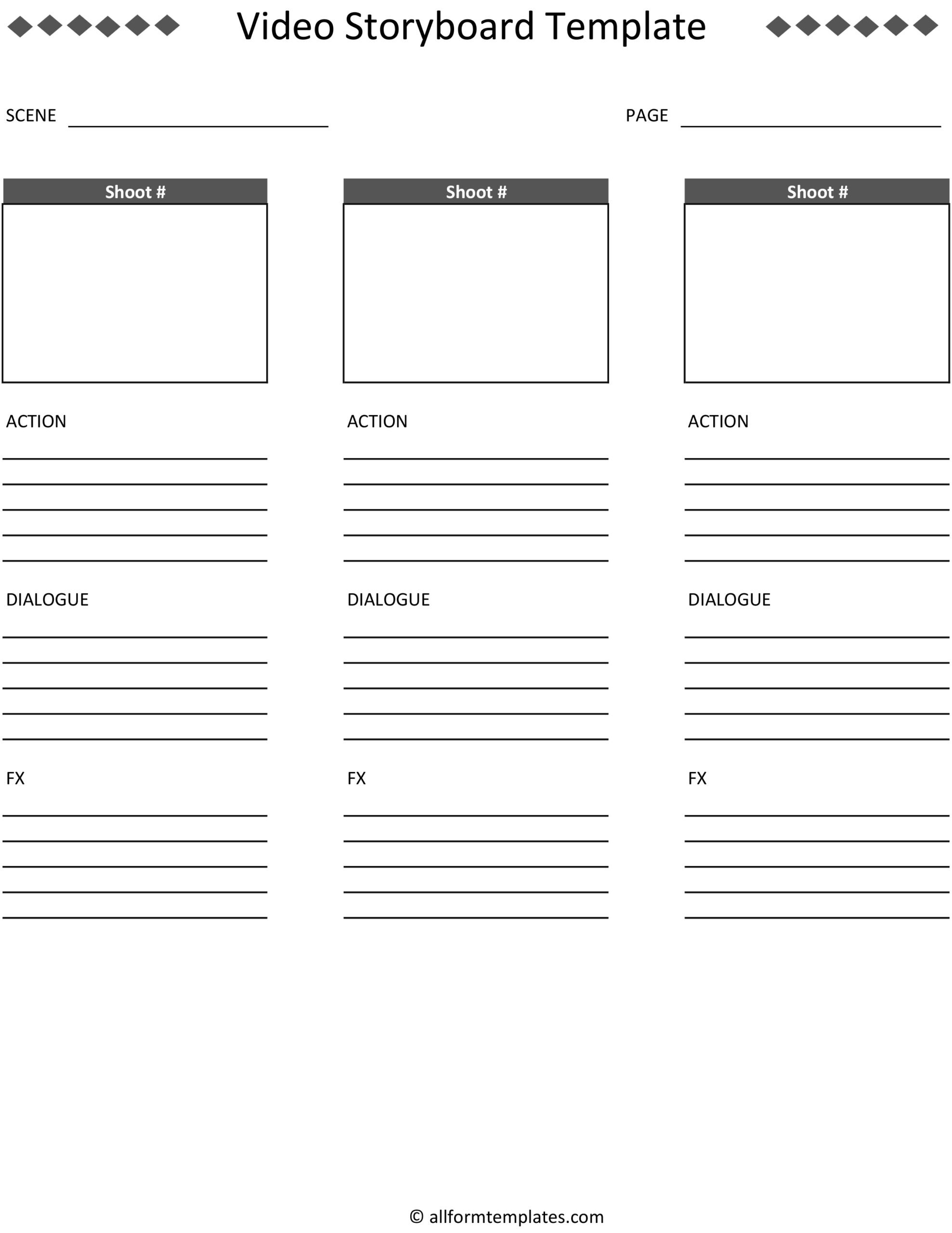Video-Storyboard-Template-HD