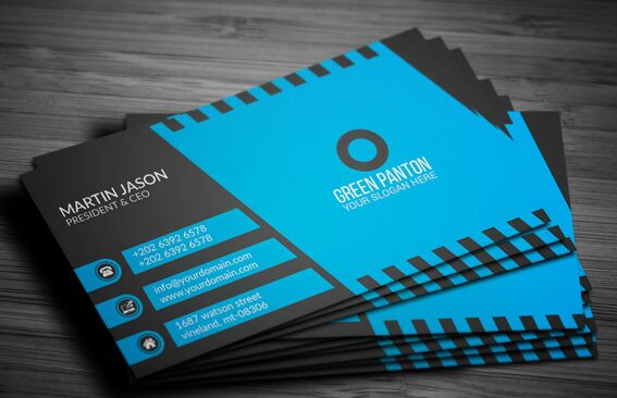 Blue-Corporate-Business-Card-Template-