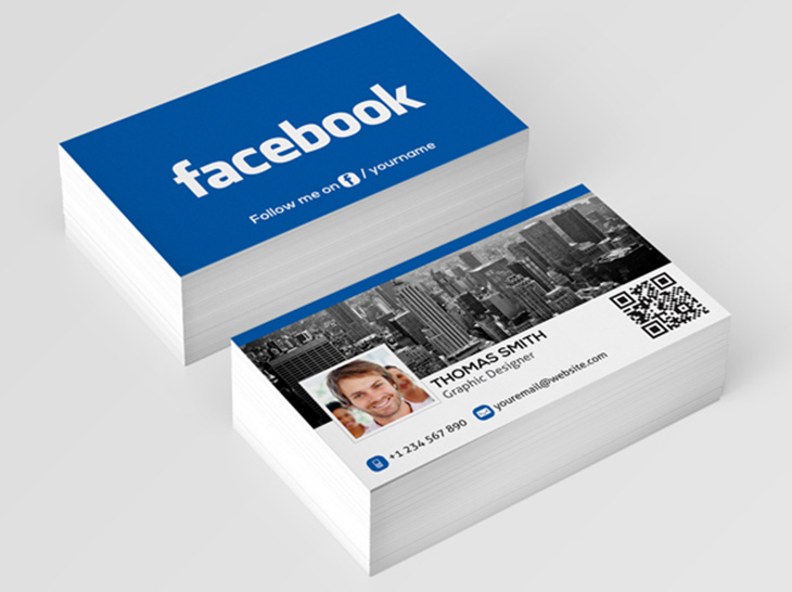 Free_Facebook_Business_Card_Template