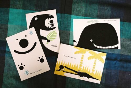 Fun and Creative Business Card Design
