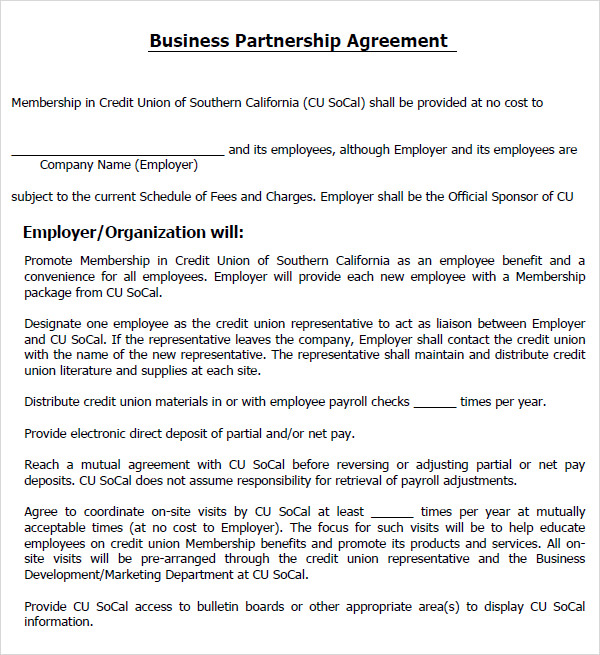 Partnership agreement templates and tips business partnership partnership agreement templates and tips business partnership agreement templates all form templates accmission Choice Image