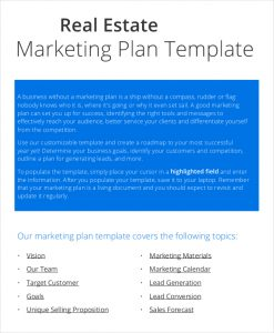 Real-Estate-Marketing-Plan-Template