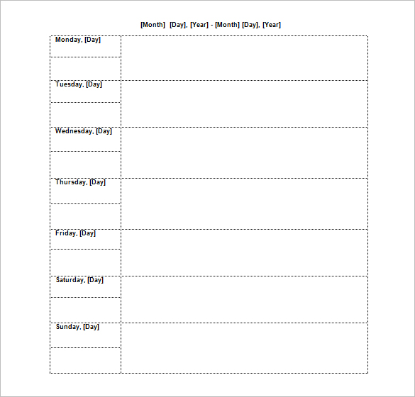 Project Schedule Templates Formats Examples  Guide  All Form