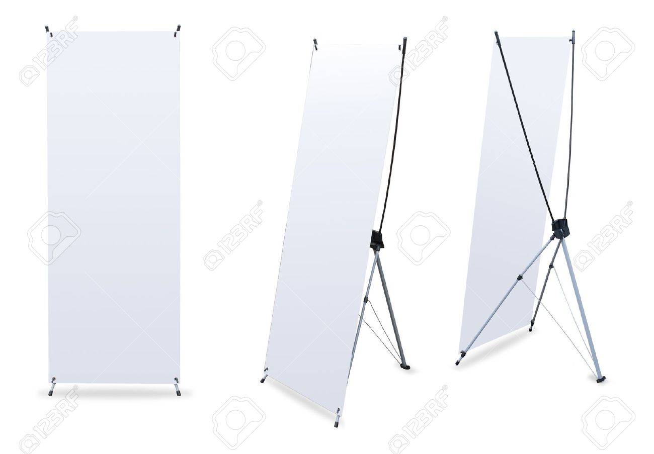 Display Blank Banner Template