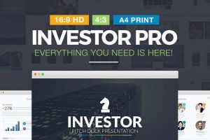 Investor Ad Banner Template