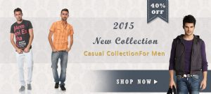 Men Fashion Ad banner Template