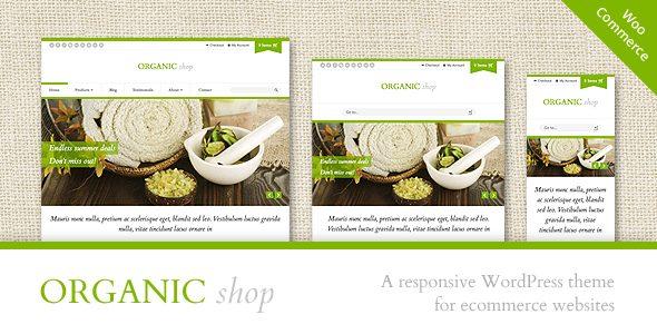 Organic WordPressTheme