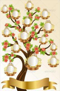 Photo Family Tree Templates