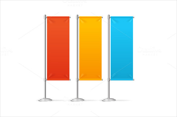 Promotion Blank Banner Template
