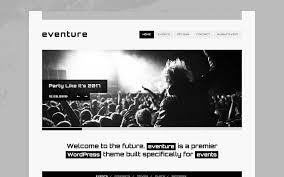 eventure wordpress theme
