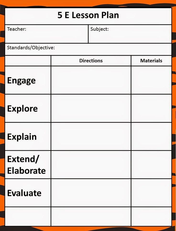 British Council Lesson Plan Template Choice Image Template Design