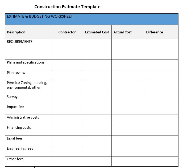 quotation-and-estimate-for-construction
