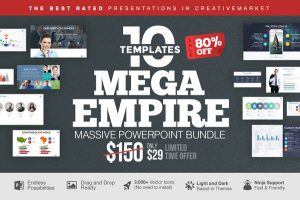 Mega Empire Powerpoint Template