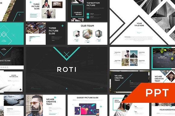 ROTI Powerpoint Template