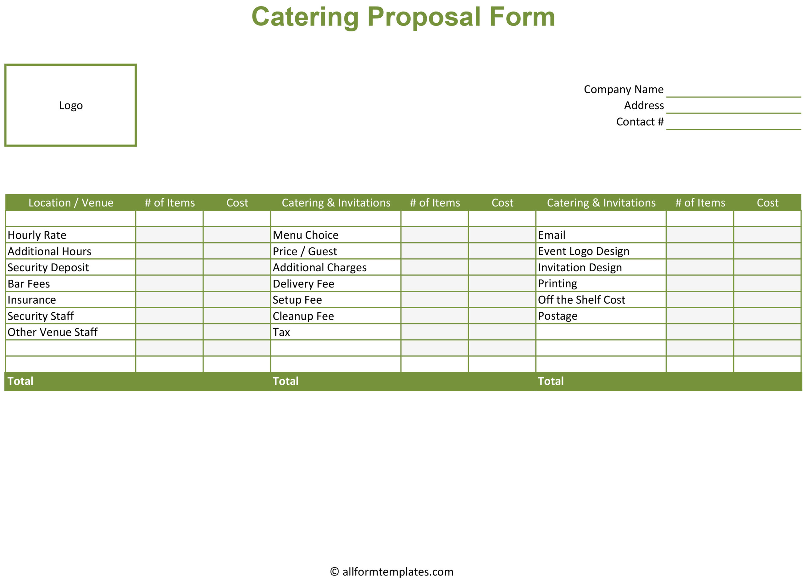 Catering-Proposal-HD