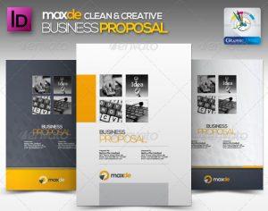 CreativeBusiness Proposal template