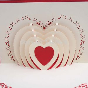 Express Love By A Greeting Card
