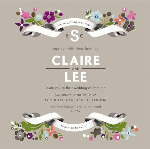 Creative Wedding Invitation Templates