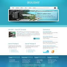 Trip Website Theme template