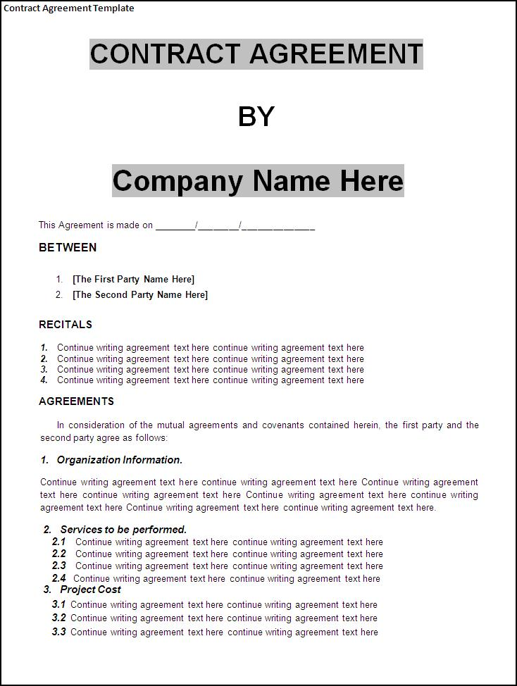 contractual-agreement-template-awe-inspiring-contract-agreement-template-for-company-between-two-free