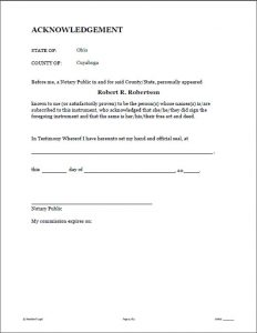 Legal power of attorney template