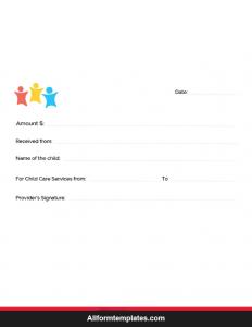 Rent Receipt Template Excel