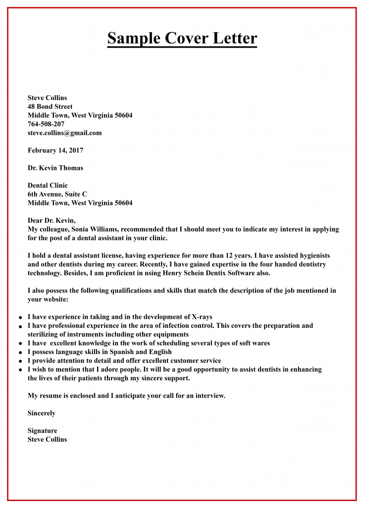 sample-cover letter