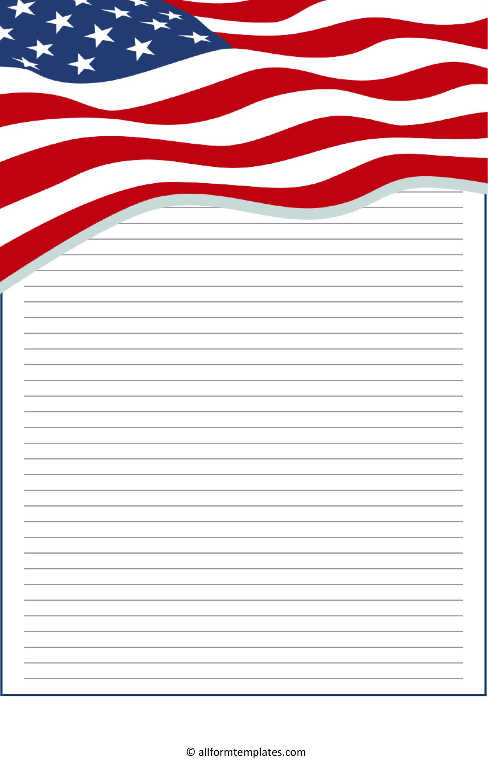 American-flag-writing-paper-HD