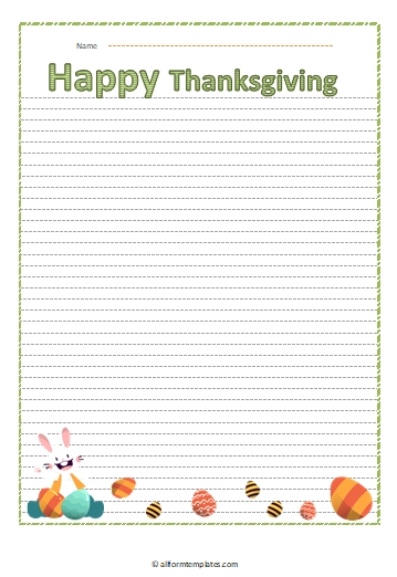 Easter-Bunny-Line-Paper