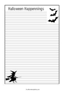 Halloween-Line-Paper