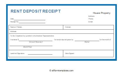House-Rent-Receipt