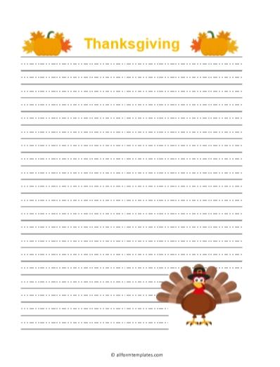 Thanksgiving-Line-Paper