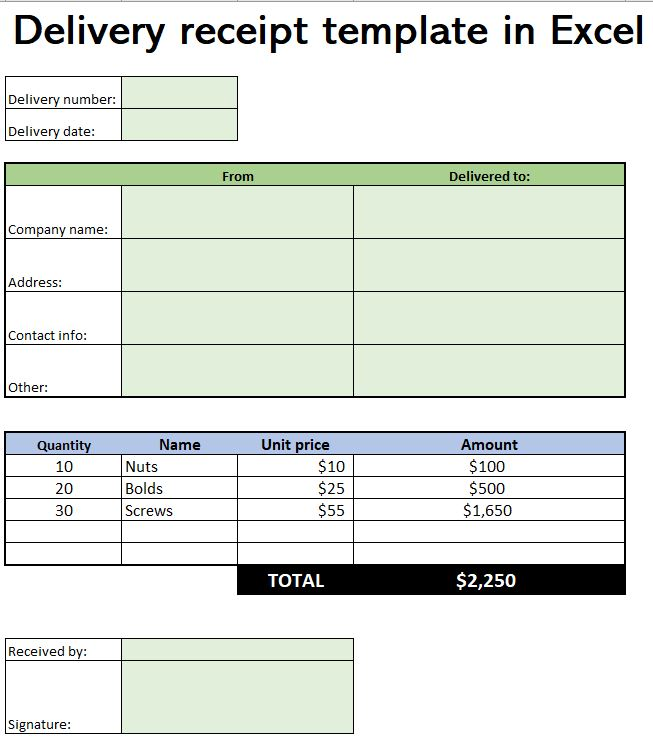 preview-delivery-receipt-in-excel - All Form Templates