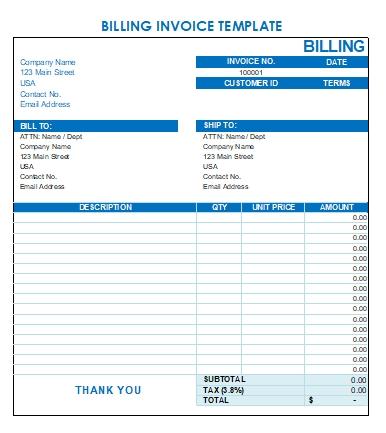 Printable-Invoice-Template