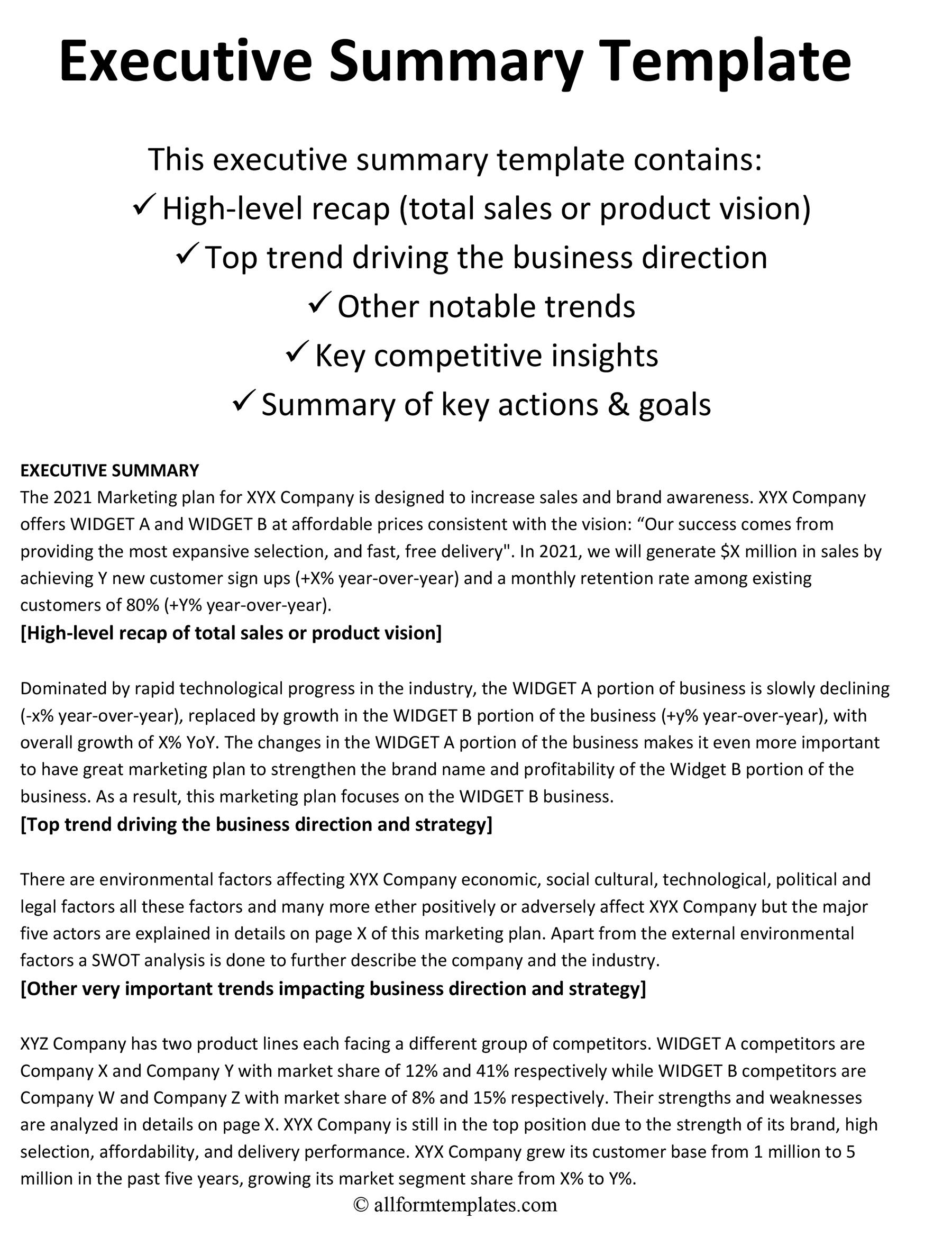 Executive-Summary-Templates-01-HD